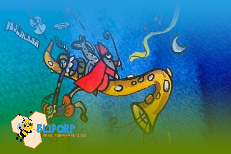 Sinterklaas Instrumentenfeest